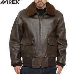 AVIREX アビレックス G-1 BASIC レザーフライトジャケット 6181014 メン…