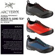 ARC'TERYX アークテリクス ACRUX(アクルックス) FL GORE-TEX アプローチシューズ メンズ フットウェア トレッキングシューズ アウトドア 登山靴 ゴアテックス《WIP》【送料無料】 ミリタリー 男性 ギフト プレゼント