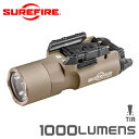SUREFIRE シュアファイア X300U-A LEDウェポンライト / フラッシュライト 1000ルーメン TAN(X300U-A-TN)【クーポン対象外】