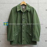 実物 USED スウェーデン軍 M-59 フィールドジャケット / ユーロミリタリー 古着 軍物 ミリタリージャケット【クーポン対象外】