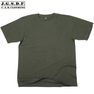 日本自衛隊的棉質 T 恤地面自衛隊 OD [WIP]