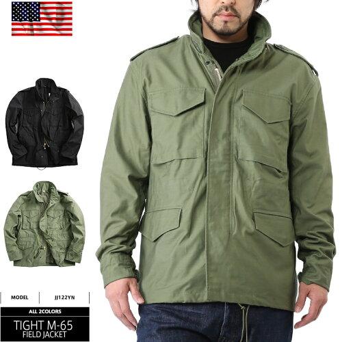 新品 米軍タイトM-65フィールドジャケット 2色《WIP》 メンズ ミリタリー アウター トップス ミリ...