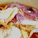 真鯛を若松屋の職人が調理!ご自宅でお気軽に食べれます。特製のタレで牛蒡も一緒に煮付けてあ...