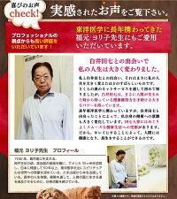 東洋医学の福本先生の感想