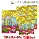 あす楽 送料無料 広貫堂 DHA EPA DPA レスベラト