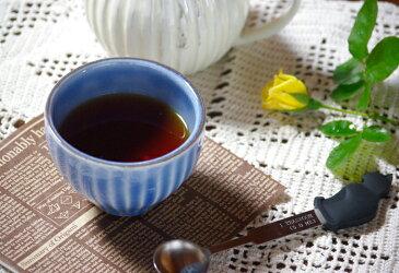 【クリスマス・名入れ】<益子焼>カラーしのぎシリーズ。くつろぎカップ小(ブルー)来客用のおもてなしや普段使いでも使える小さいカップです。陶器製、くみ出し、おしゃれな湯呑、紅茶やお茶のほかにもコーヒーにも合います。ギフトにも♪名入れ可能です。北欧風!