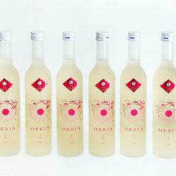 フレッシュな酸味が特徴の新世代日本酒!ワイン樽熟成日本酒~ORBIASOL(オルビアソル)500ml1本ギフト箱入り