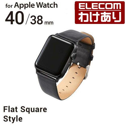 腕時計用アクセサリー, 腕時計用ベルト・バンド  Apple Watch 40mm 38mm SE Series 6 5 4 40mm Series 3 2 1 38mm AW-38BDLFSBK3300