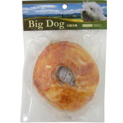 大型犬用 ささみ巻きミルクガム ドーナツ 賞味期限2020.01.05