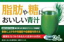 脂肪や糖においしい青汁 24袋×6箱 賞味期限2019.08.31【賞味期限間近】