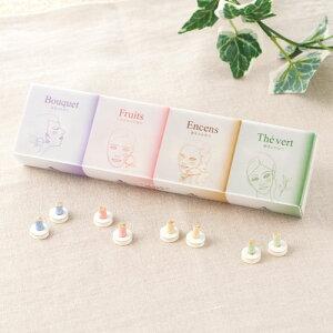 お灸:せんねん灸 はじめてのお灸moxa 4つの香り 各25個×4種入