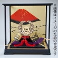 高岡鋳物Takaoka-imonoケース入り戦国武将兜徳川家康公TokugawaIeyasuコンパクトながら格調高いケース入り金属製兜飾り
