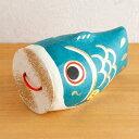 和紙皐月飾り 張子鯉のぼり置物 はりこーシカ5尾 端午の節句...