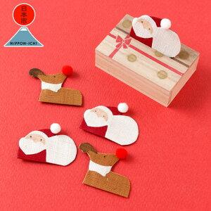 日本市 クリスマス絵形香 プレゼント 穏やかな和の香り Nippon-ichi Egatakou Present