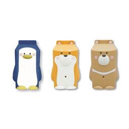 フリッジィズー ネオ ペンギン シバイヌ クマ 3点セット 冷蔵庫 クローゼット シューズボックス ガジェット かわいい 開けっぱなし防止 閉め忘れ防止 動物 アニマル しゃべる 喋る おしゃべり お喋り ギフト クリスマス プレゼント