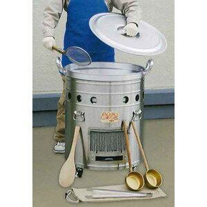 大型炊き出し器 まかないくん50型