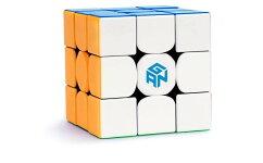 GANCUBEGAN354Mステッカーレス競技向け磁石内蔵3x3x3キューブ