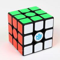 GancubeGAN356AirSMブラック競技向け磁石内蔵3x3x3キューブGAN356AirSMSUPERSPEEDMAGNETOBlack