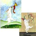 【Nakisha】 【正規販売店】 ラビット タロット ポーカーサイズ The Rabbit Tarot うさぎ タロット タロ...