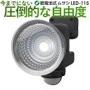 【47%引き】 LEDセンサーライト ムサシ RITEX 1...