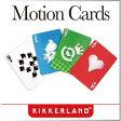 ( あす楽 ) トランプ 絵柄が動く モーション カード 【 KIKKERLAND / キッカーランド 】Motion Cards 3d 海外 おもしろ トランプ デザイン ★文房具、デザイン雑貨のWakuWaku