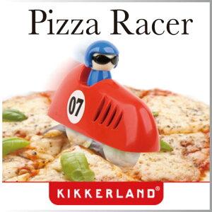 ピザの上を走るかわいいピザレーサー。かわいいデザインにとても癒されます!( あす楽 ) ピザ...