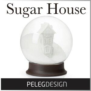 ( あす楽 ) シュガーボウル 砂糖入れ シュガーハウス 【 Peleg Design / ペ…