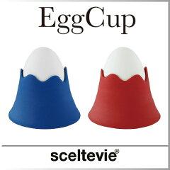富士山にたまごをのせると雪化粧になるエッグカップ。日本のシンボル富士山をあなたの食卓へ。...