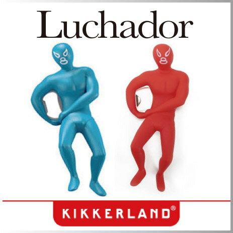 メキシコ ルチャドールのレスラー栓抜き。技をかけて栓を抜いてくれます。景品やプレゼントに最適!