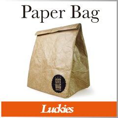 ( あす楽 ) ランチバック ポーチ 紙袋 のような 茶色 海外 変わった ランチ バック 人…