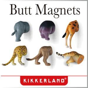 【 あす楽 】【 即納 】 マグネット 強力 磁石 動物 おもしろ 文具 セット アニマル バ…