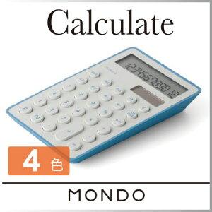 ( あす楽 ) 電卓 デザイン MOTO シンプル デザイナー calculate かっこいい…