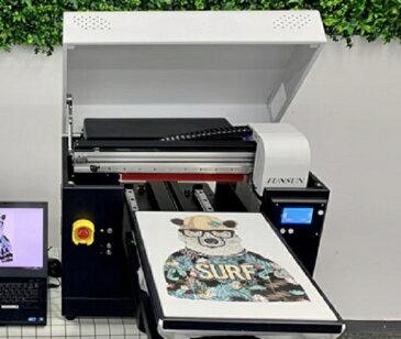 Tシャツプリンター 衣類へ直接プリント 画像印刷 ガーメントプリンター バードランドFGA3
