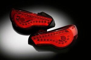 ZN6 86用 BRZもOK LEDテールレンズ RED 入荷済み即納可能!