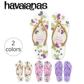 Beach sandal havaianas小孩纖細(KIDS、SLIM)小孩小孩