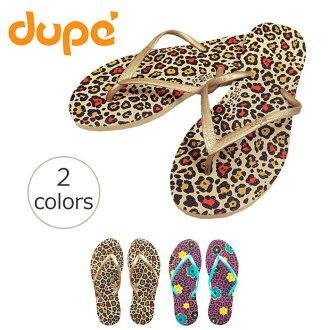 ★Beach sandal havaianas的姐妹名牌dupe(deyupe)EXOTICA(异國風情)女子的2色