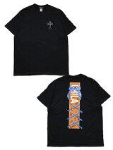 チラックスChilaxxx定番XXXロゴ半袖TシャツMAKAVELIXXXT-SHIRT-BLACK-メンズM-XXLブラック