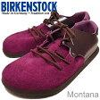 BIRKENSTOCK(ビルケンシュトック)Montana(モンタナ) オーベルジーン/シャイニーワイン [靴・スニーカー・シューズ] 【smtb-TD】【saitama】