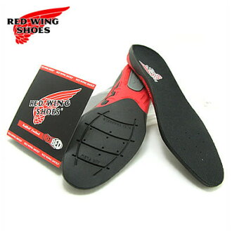 Red Wing Shoes Redbed Footbed