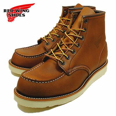 RED WING レッドウィング ブーツ875 クラシック ワーク/6インチ モック トゥRW-875 CLASSIC WORK/6...