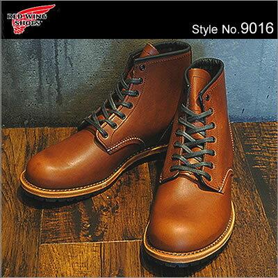 RED WING レッドウィング ブーツ9016 ベックマン ブーツ/6インチ ラウンド トゥRW-9016 BECKMAN BO...