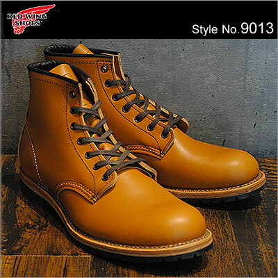 RED WING レッドウィング ブーツ9013 ベックマン ブーツ/6インチ ラウンド トゥRW-9013 BECKMAN BO...