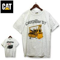 CAT(キャタピラー キャット)プリントTシャツ