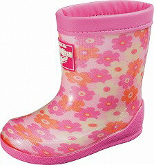 【OSHKOSH】ロンプB01-OSKピンク2E【ベビー靴】【長靴】【レイン】【女の子】【定番】【国産】