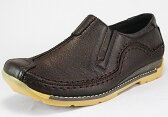 【Moda Ladian】2403 ダークブラウン【スリッポン】【婦人靴】【定番】