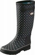【レインブーツ】HN-L016RブラックD2E【長靴】【shoes-rain-0525】【定番】