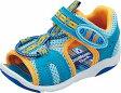 【OSHKOSH】オシュコシュB369ターコイズ【サンダル】【ベビー靴】【子供靴】【サマーシューズ】【ネイティブ柄】【アウトドア】