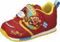 【それいけ!アンパンマン】APMーB16レッド2E【ベビー靴】【子供靴】【洗えるインソール】【軽量設計】【カレーパンマン】【バイキンマン】