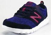 【new balance】WL315HFネイビー/バーガンディD【婦人靴】【ウォーキング】【CUSH+】