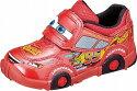 【カーズ】DN-C1200レッド2E【マックイーン】【子供靴】【通園】【軽量設計】【洗えるインソール】【Ag+抗菌防臭】